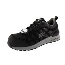 Stivali , anfibi e scarponcini da uomo grigi marca Skechers