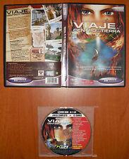Viaje al Centro de la Tierra (2004) [PC DVD-ROM] revista PC Life, Ver. Española