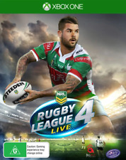 Rugby League Live 4 Xbox One Game NEW