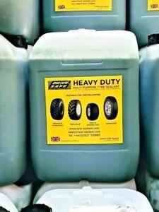 Tyre sealant Heavy duty off-road / commercial 20-litre drum & Pump