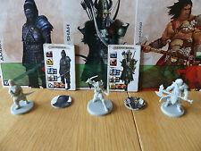 Conan el Juego de Tablero Kickstarter-amboola, Kerim Shah, & Warlord Conan!