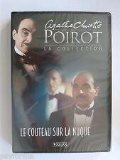DVD Editions ATLAS HERCULE POIROT Agatha Christie Le couteau sous la nuque V. 13