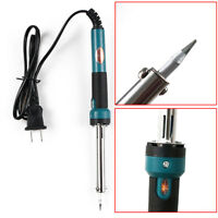 220V 60W Adjustable Temperature Soldering Iron Welding Gun Heating Pencil