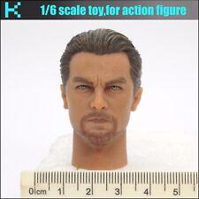 L35-07 1/6 scale Leonardo DiCaprio Head Sculpt