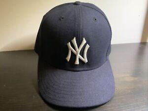 NY Yankees New Era 59FIFTY Baseball Cap 2009 Inaugural Season (size 7 3/8)