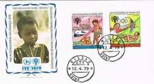 Envelop Jaar van het Kind 1979 - Guine-Bissau (093)