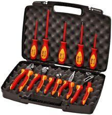 Knipex 9K-98-98-30-Us Pliers / Screwdriver Tool Set, 10 Piece