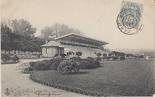gertbrolen C P Maisons-Lafitte  (Yvelines)  Les tribunes
