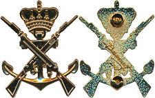 BELGIQUE, Insigne de béret Fusilier Commando, tirage 2009, Boussemart (0910)