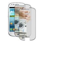 2x Mirror LCD Screen Protector Cover for Samsung Galaxy S3 S III mini i8190
