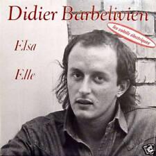 DIDIER BARBELIVIEN Les Soleils Électriques Fr Press LP