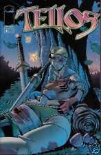 TELLOS # 6 VF (Image, 1999) original Comic Book