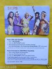 cartes de telephone phonecards 1998 phone cards 100 units steps telefonkarten gq