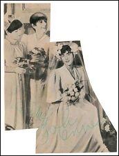 John LENNON and Paul McCartney (Beatles): SP in Wedding Dresses