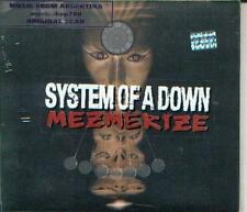SYSTEM OF A DOWN MEZMERIZE SEALED CD NEW 2005