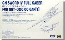 BTF Gundam MG 1/100 GN Sword IV Full Saber For MG GNT-0000 00 QAN[T] Model Kit