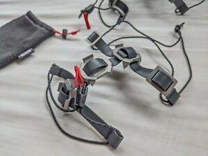 VARGO V3 Pocket Cleats Titanium Kahtoola Microspikes Traction device ultralight