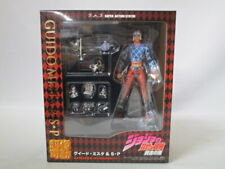 F924 JoJo's Bizarre Adventure Super Action Statue figure Guido Mista SexPistols