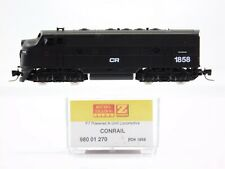 Z Micro-Trains MTL 98001270 CR Conrail EMD F7A Locomotive #1858