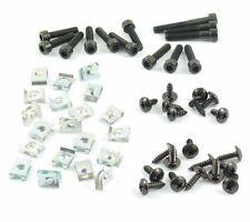 Vario & revestimiento tornillos-tornillos set yamaha aerox MBK nitro negro
