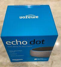 Amazon Echo Dot (3rd Generation) Smart Speaker with Alexa - Sandstone NIB
