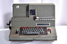 WESTERN UNION TELETYPE CORPORTION TYPE UA 28 PRINTER from Western Electric ERA