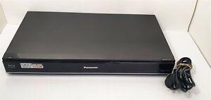 Panasonic Blu-Ray Disc / HDD Recorder Model DMR-PWT530 500gb Working (No Remote)