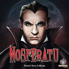 Nosferatu -  A Card Game Mixing Tactics, Bluffing, and Team Play. SALE!