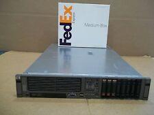 HP ProLiant DL385 G5 Server 464211-005 2x2.1GHz Quad Core 4GB 3x72GB SAS RAID