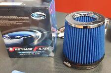 Simota 4.5 Inch Dual Entry High Flow Air Filter - BLUE