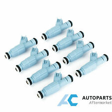 8pcs Fuel Injectors for Dodge Chrysler V8 4.7L Upgrade 4 Nozzle 0280155849