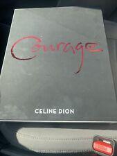 Celine Dion Courage World Tour Vip Merchandise Box- Brand New & Complete