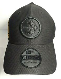 39Thirty New Era Pittsburgh Steelers NFL Steel City Large - X Large Stretch Fit
