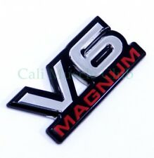 94-01 Dodge V6 Magnum Fender Door OEM Nameplate Badge Logo Mopar 1500 Van Emblem
