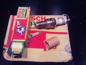 6 x bosch alfa/ford/audi/ferrari/caterham/renault/saab/vw Spark Plugs