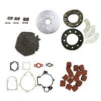 415 Chain & 36 Teeth Sprocket For 66cc 80cc 2 Stroke Engine Motorized Bike Part