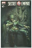 Secret Empire 10 Marvel 2017 NM Gabriele Dell'Otto Variant