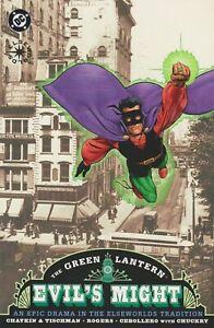 Green Lantern: Evil's Might #1. 2002. DC. NM-.