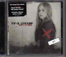 Avril Lavigne-Under My Skin cd album