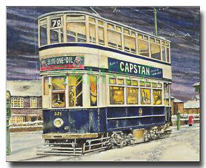 Birmingham Corporation Tram Dick Kerr Bundy Clock