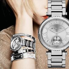 Michael Kors Uhr Damenuhr MK5866 Skylar Farbe:Silber NEU