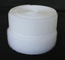 White Sew-on or Sticky Hook & Loop tape Alfatex® Brand by the Velcro Companies