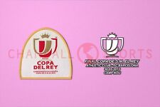 Spanish COPA DEL REY (King's Cup) Final Patch & Match Details Barcelona 2015