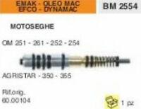 POMPA OLIO MOTOSEGA EMAK OLEOMAC EFCO DYNAMAC CM251 CM261 CM 262 CM254 6000104
