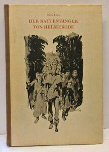 Hans Löwe - Der Rattenfänger von Helmerode - Jugendbuchverlag Wunderlich 1952