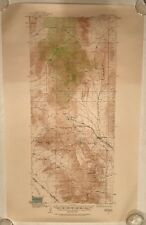 Goodsprin 00004000 gs Clark County Nevada Usgs Topographical Mining Map 1916