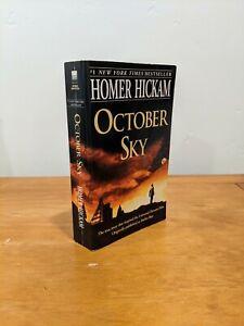 Coalwood Ser.: October Sky by Homer H. Hickam Jr. (1999, Mass Market)