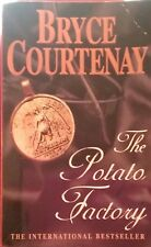 The Potato Factory by Bryce Courtenay FREE AU POST good condition used paperback