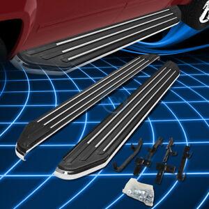 "For 08-13 Toyota Highlander XU40 5.5"" Aluminum Running Board Side Nerf Step Bars"