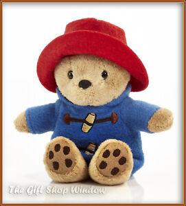 CLASSIC PADDINGTON BEAR PLUSH BEAN SOFT TOY SUPERB QUALITY BNWT IDEAL GIFT